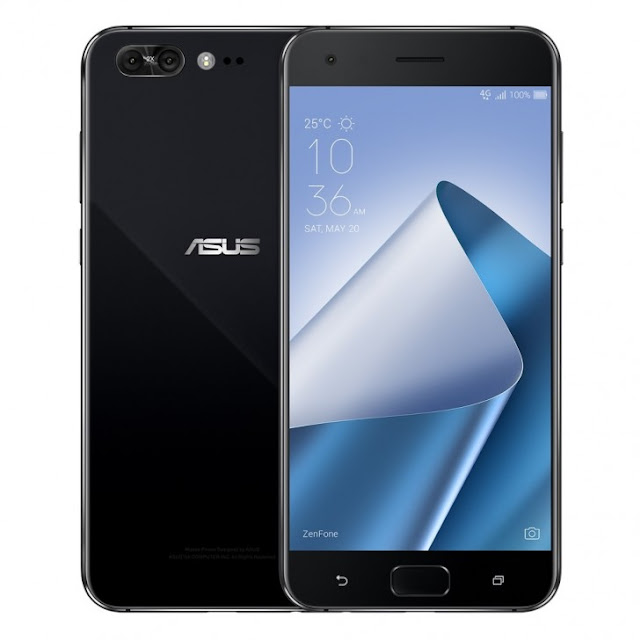 The smartphone features 5.5-inches 1080p AMOLED screen display with 2.5D Gorilla Glass protection both front and back frame