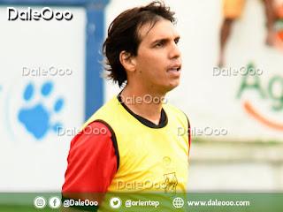 Pablo Zeballos listo para volver al onceno titular de Oriente Petrolero - DaleOoo