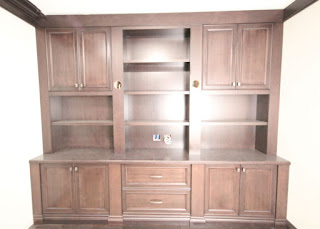 Office Builtin Wall Unit