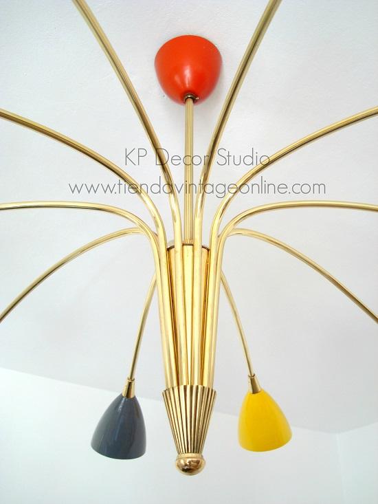 Lámparas vintage stilnovo antiguas online