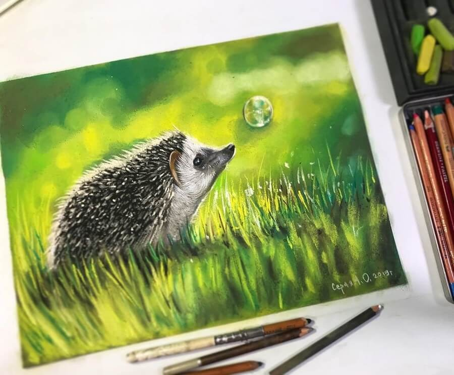 03-Hedgehog-and-the-bubble-Anastasia-Gray-www-designstack-co