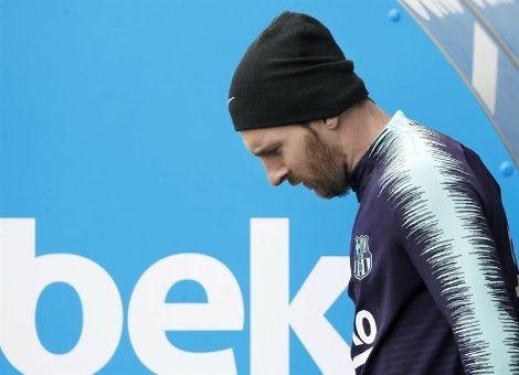 Lionel Messi es imputado por supuesto lavado de dinero