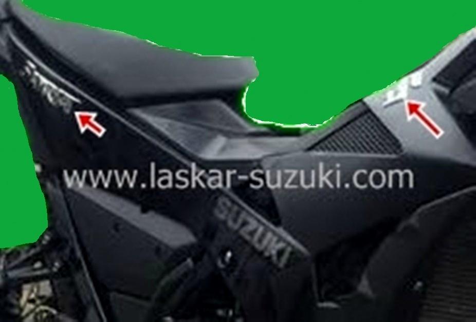 Suzuki akan merilis All New Satria F150 Black Predator dengan kopling baru dari hasil pengembangan Suzuki GSX-R series !