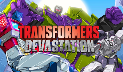 Download Transformers Devastation Game