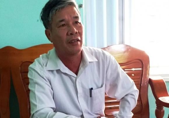 UBND phường mời người chết dự họp giải phóng mặt bằng ảnh 2
