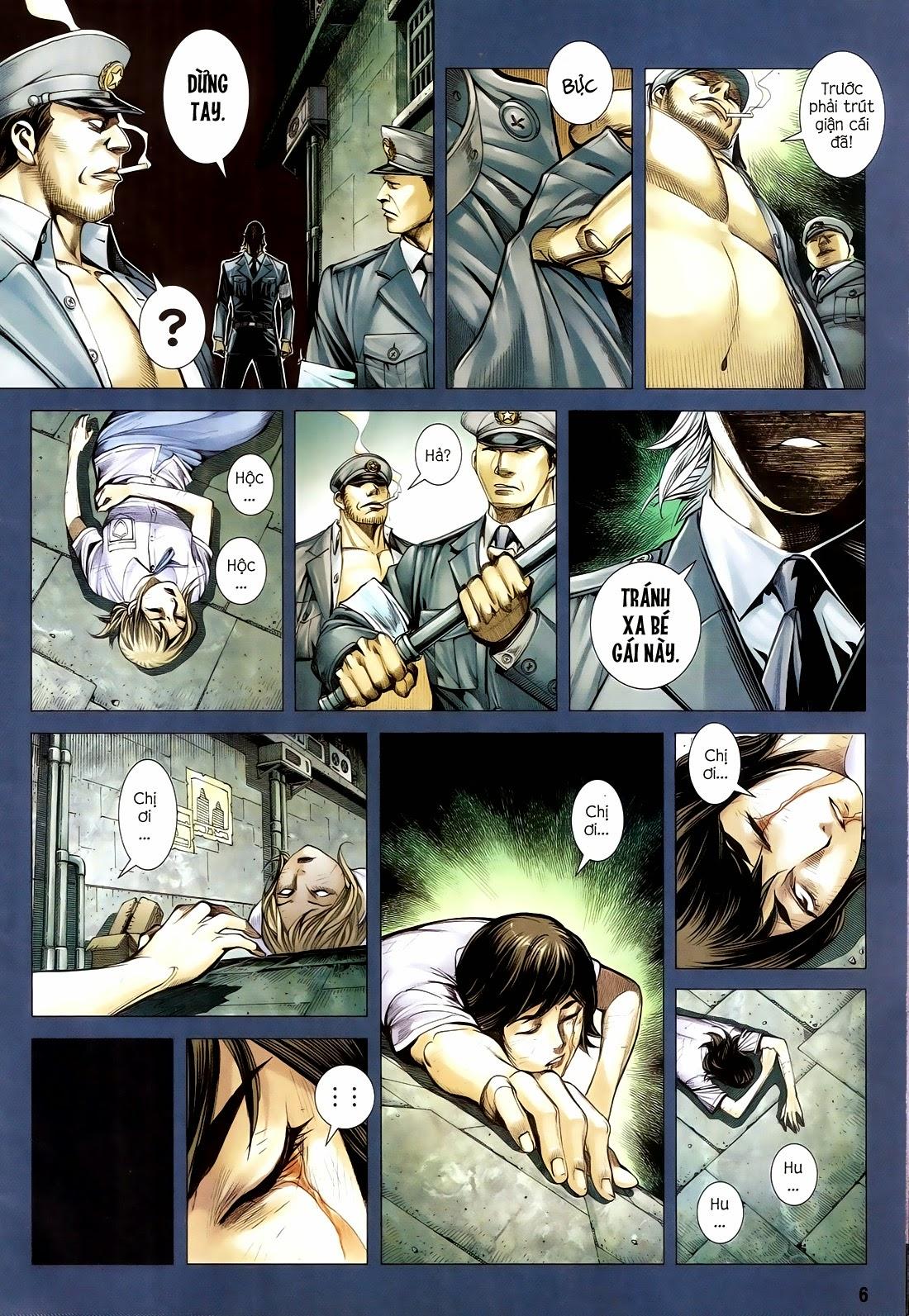 Đại Quân Phiệt chap 14 trang 6