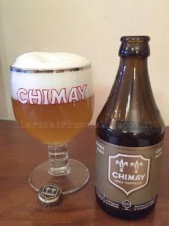 Bevute da supermercato: Chimay Dorée diario birroso blog birra artigianale