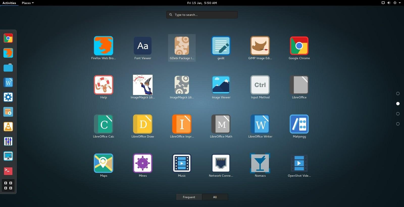 Top les meilleurs thèmes d icônes pour linux ubuntu