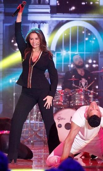 Foto de Myriam Hernández en concierto
