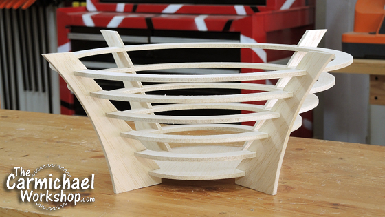 The Carmichael Workshop Basket