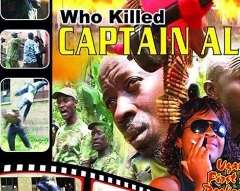 who killed captain alex uganda