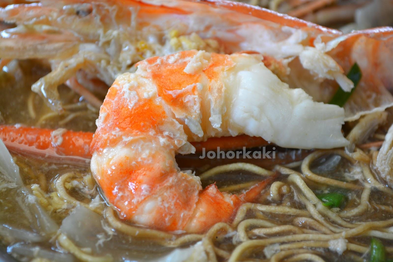 Bahau Chinese Food