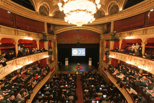 Conference view from above