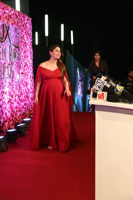 Kareen Kapoor Khan latest pics at Lux Golden Rose Awards