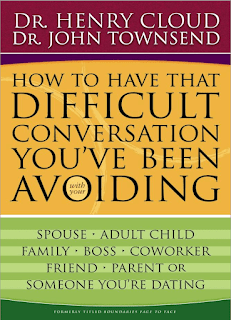 How to Have That Difficult Conversation You've Been Avoiding by Henry Cloud, John Townsend PDF Book Download