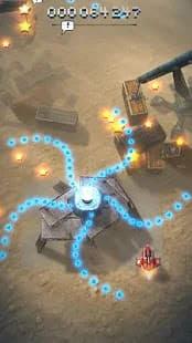 لعبة  Sky Force مهكره