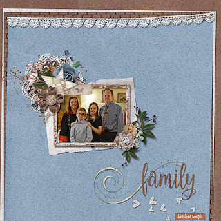 Creative Team, Annemarie, for GingerScraps – Free Daily Download to obtain a Full Sized Kit  - Happy Home Page Kit by Aimee Harrison and October 2018 Spotlight Designer Challenge