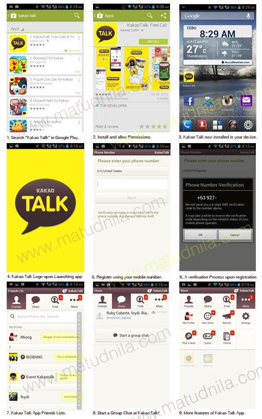 Kakao talk apk download free