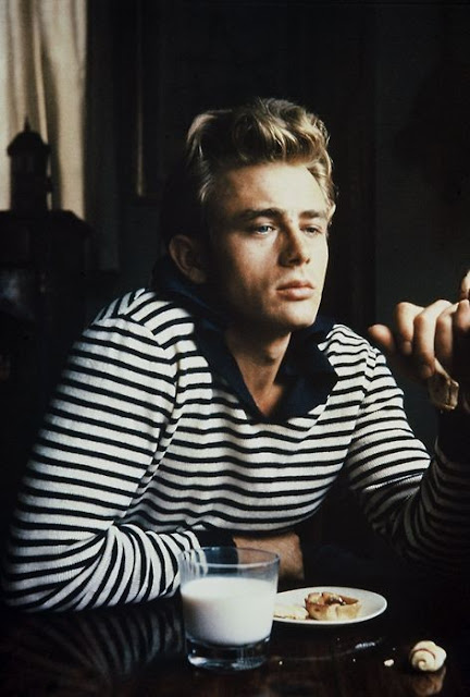 JAMES DEAN CAMISETA MARINERA DE RAYAS