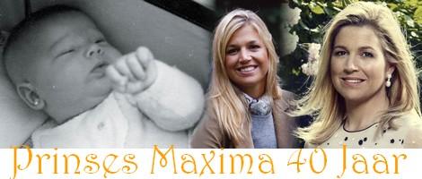 prinses maxima 40 jaar The Dutch Royal Family: SPECIAL: Prinses Maxima 40 jaar prinses maxima 40 jaar