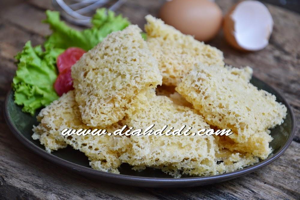 Resep Cake Pisang Diah Didi: Diah Didi's Kitchen: Tahu Kremes...^_^