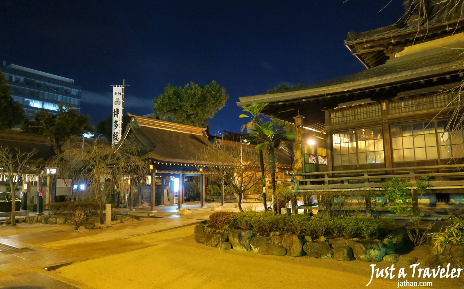 福岡-景點-推薦-櫛田神社-福岡好玩景點-福岡必玩景點-福岡必去景點-福岡自由行景點-攻略-市區-郊區-旅遊-行程-Fukuoka-Tourist-Attraction