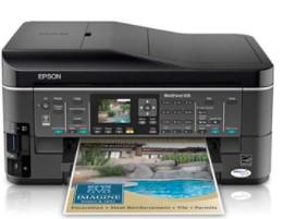 Epson WorkForce 635 Pilote d'imprimante gratuit