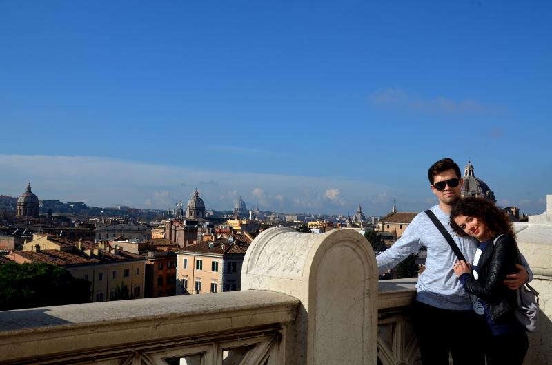 Rzym, miłość, weekend w Rzymie, tani wyjazd, Włochy,