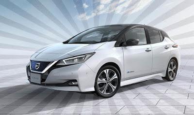 Nouvelle Nissan Leaf 2019 - Caractéristiques, Prix, date de sortie