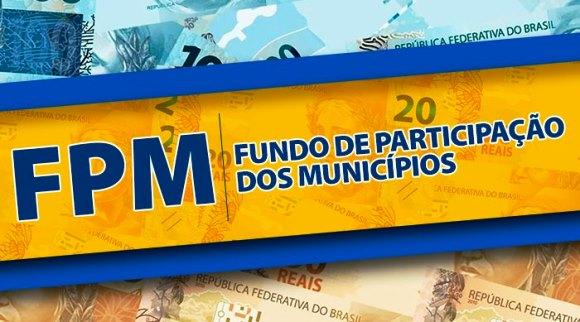 Prefeituras receberam nesta quarta-feira (20) mais R$ 469 milhões no segundo FPM de março