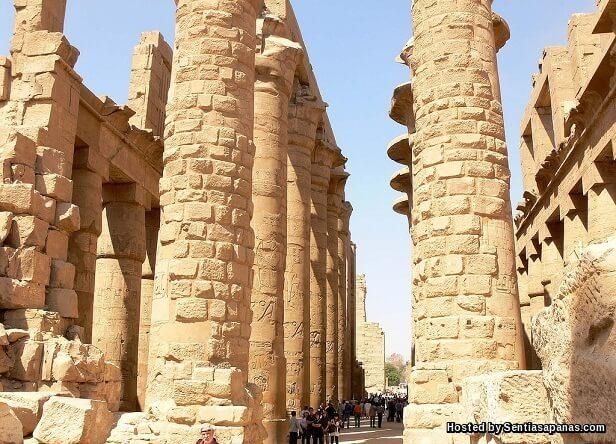 Luxor, Mesir