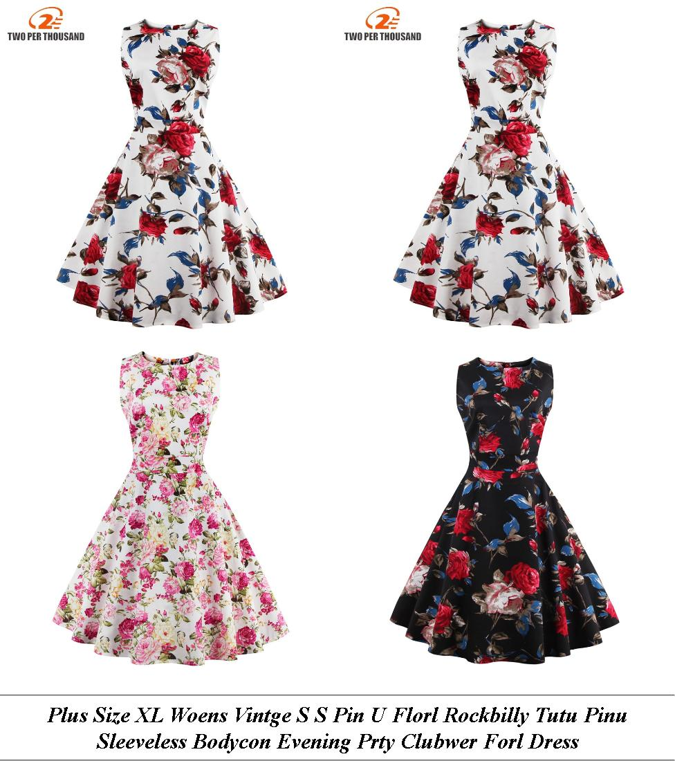 Plus Size Dresses - End Of Summer Sale - Dress For Less - Cheap Online Shopping Sites For Clothes