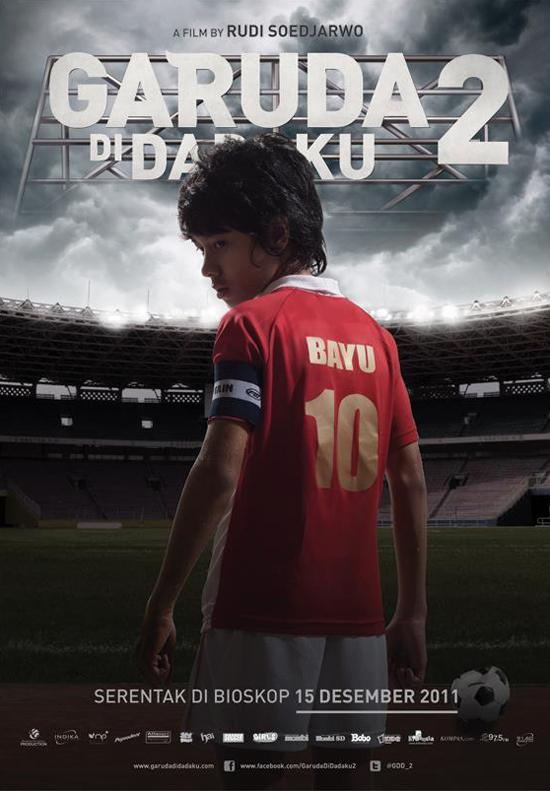 Download Film Garuda di Dadaku 2 (2011) DVDRip