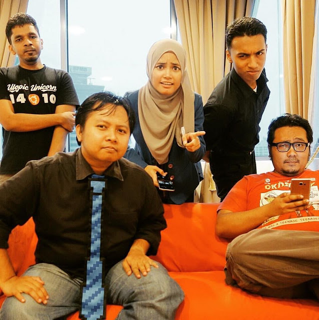 Amanz Media Jalin Kerjasama dengan Kumpulan Media Karangkraf