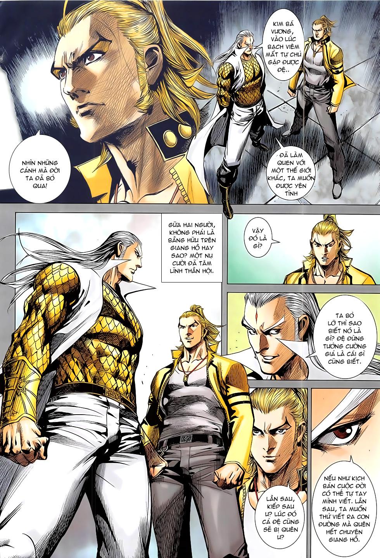 Đông Phương Chân Long chap 66 - Trang 22