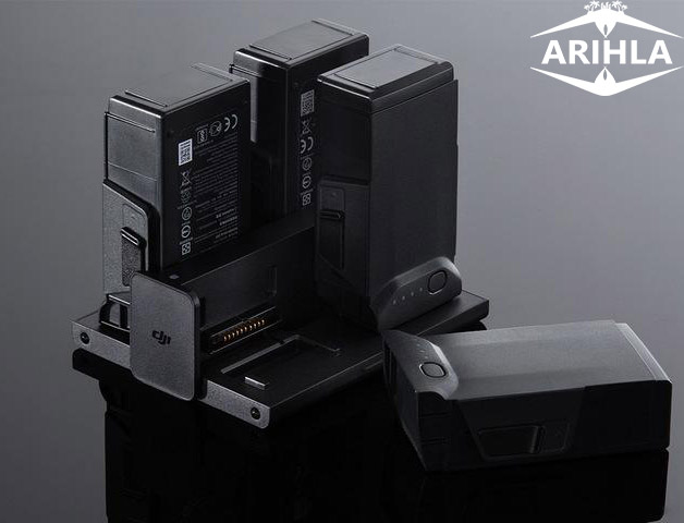 Dji Mavic Air Battery Charging Hub