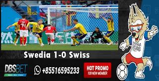 swedia 1-0 swiss piala dunia 2018