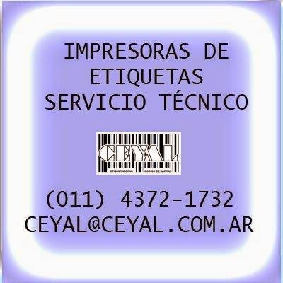 Impresora ZEBRA (Lector codigo de barras- Codigos Barras Argentina)