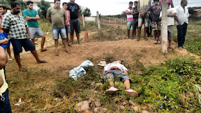 POLÍCIA REGISTRA SEQUÊNCIA DE ASSASSINATOS NO INTERIOR DO CEARÁ NAS ÚLTIMAS 48 HORAS