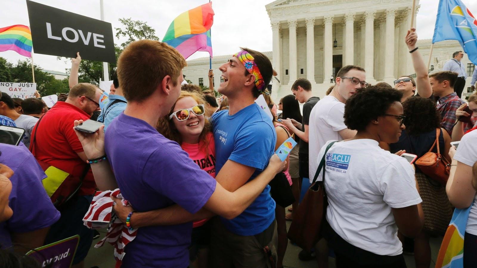 Legalização do casamento igualitário diminui taxa de suicídios entre jovens LGBT