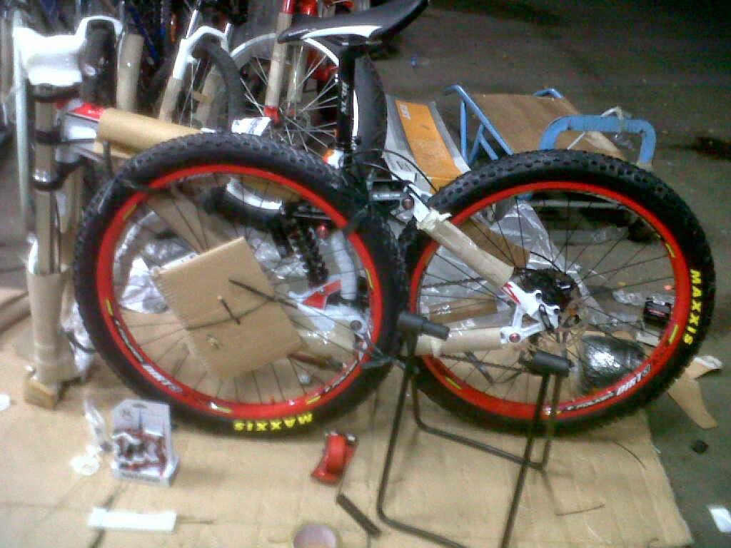 Merakit Sepeda Mtb-Fulsus6