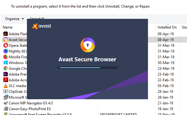 Avast-secure-browser