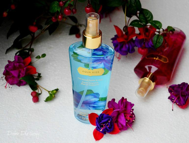 Victoria's Secret perfumowana mgiełka do ciała Aqua Kiss