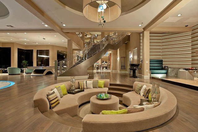 Sunken living room designs tasty
