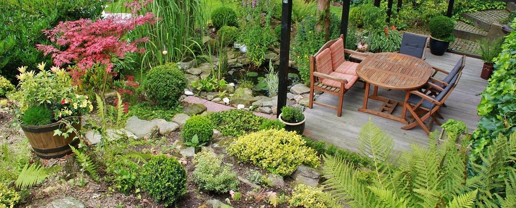 Jardines Que Me Gustan: ¿Qué uso le damos a nuestro jardín?