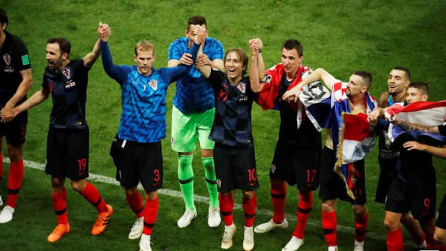 Croatia must draw on saves for FIFA World Cup 2018 last against France