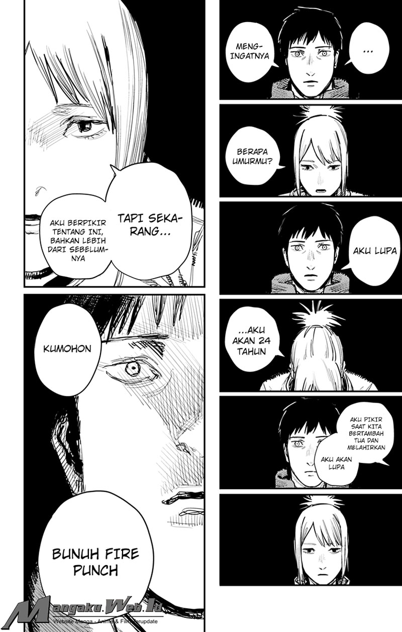 Fire Punch Chapter 63-8