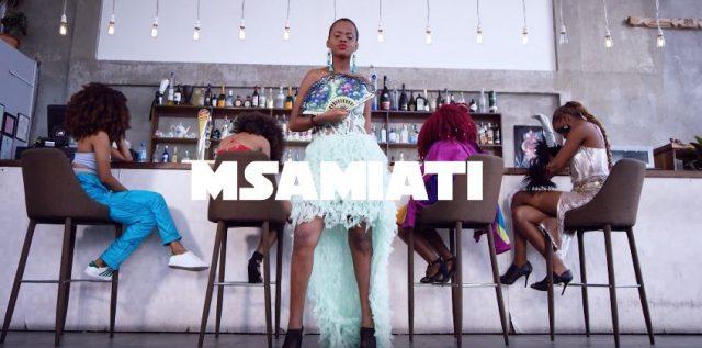 Download Video | Msamiati ft Ben Pol - Macho Kodo