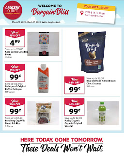 ⭐ Grocery Outlet Ad 3/25/20 ⭐ Grocery Outlet Weekly Ad March 25 2020