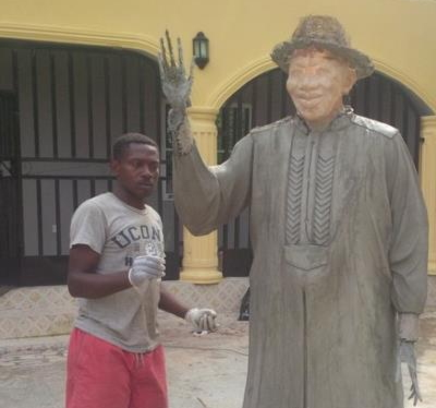 gej statue bayelsa